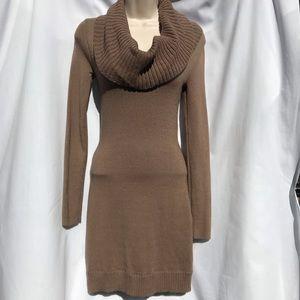 "BCBGMaxAzria ""Carleigh"" Sweater Dress - 2 Ways"